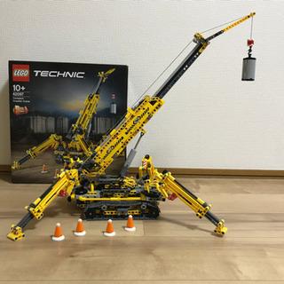 LEGO TECHNIC スパイダークレーン