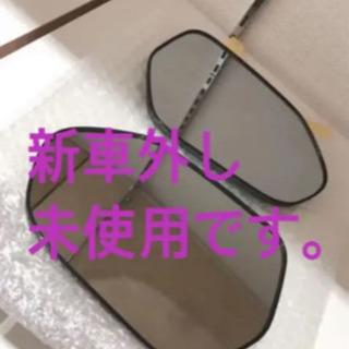 【ネット決済・配送可】プリウス51 サイドミラー