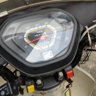引渡予定者決定済 キャンセル待ち1名(エンジン新品)スーパーカブ110pro グリップヒーター付 - バイク