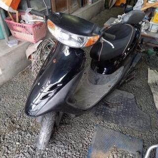 50cc スクーターDio 2スト