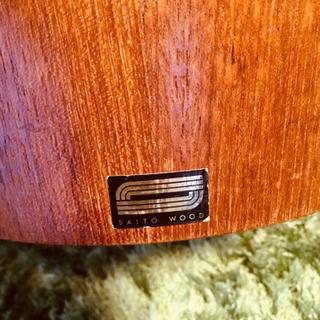 ⭐️ ゴミ箱 saito wood 木製 ダストボックス   - 家具