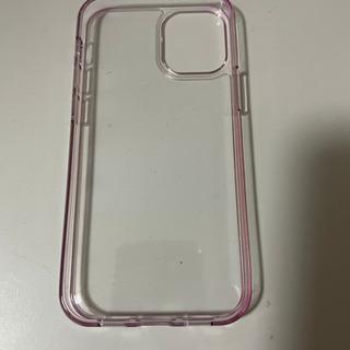 SALE❗️❗️ハイブリッド iPhone12 透明ケース