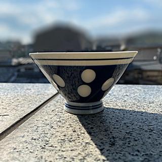水玉 湯呑み 茶碗