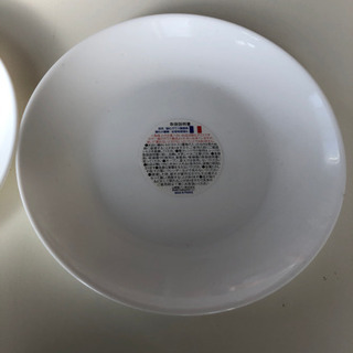 ヤマザキ 春のパンまつり 白皿