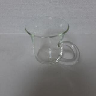 耐熱ガラス マグカップ4点