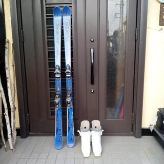 スキーセット 板170 靴24.5