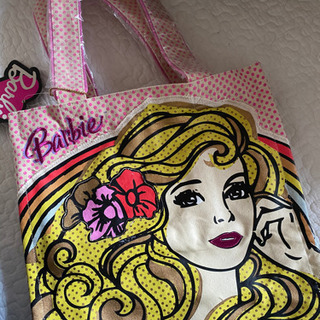 新品 Barbie バービー トートバッグ