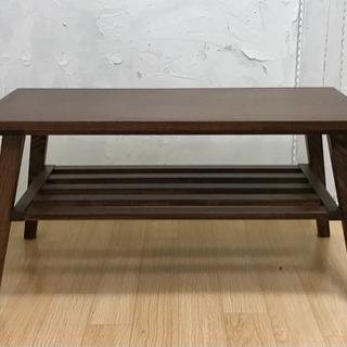 コーヒーテーブル RTO-744 ブラウン