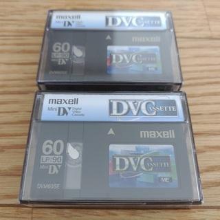 maxell miniDVカセットテープ DVM60SE …