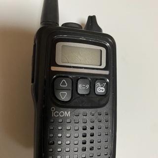 特定省電力無線 ICOM IC-4300L①