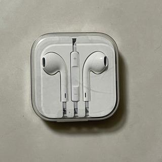 iPhone純正イヤホン売ります⁉️No.2(ジャックタイプ)