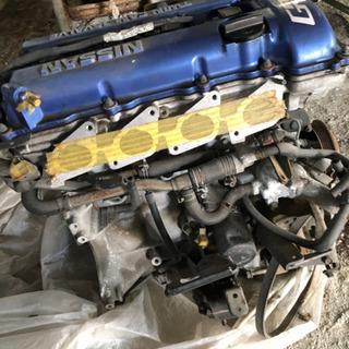 SR20DETエンジン(決まりました)