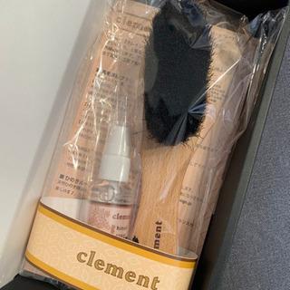 clement 馬毛洋服ブラシ&ひのきルームフレグランス