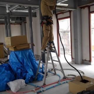 【電気工事士】という専門職を目指す方歓迎※屋内作業中心です