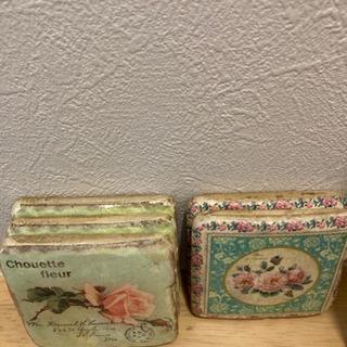 インテリア アンティーク風 バラ 5枚セット(⑅•ᴗ•⑅)◜..°♡ − 愛知県
