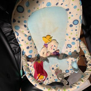 乳児用バウンサーの画像