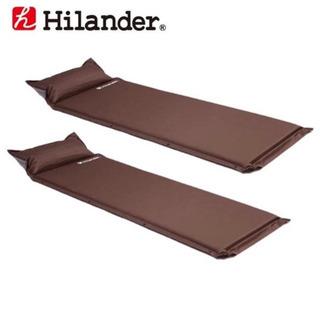 【お取引中】ハイランダー 4cm インフレーターマット 2個セット