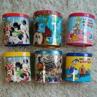 【ディズニーランド】お土産空き缶