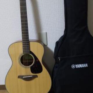 YAMAHA FS800 アコースティックギター