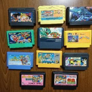 ファミコン 📺🎮 カセット 11本 ゲーム