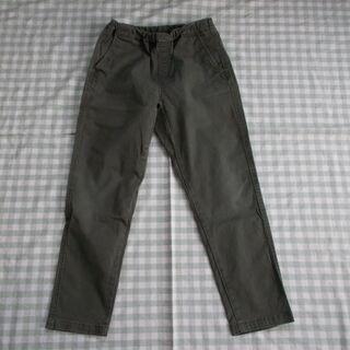 子供用ズボン150カーキ(ユニクロ)