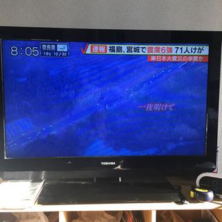 【ネット決済】液晶テレビTOSHIBA REGZAの32型?