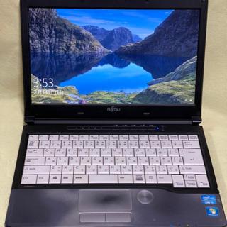 ノートパソコン Core i5 2.70GHz(3世代)Wif...