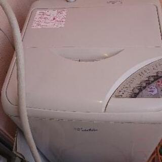 (美品)サンヨー 洗濯機 ASW-50K2