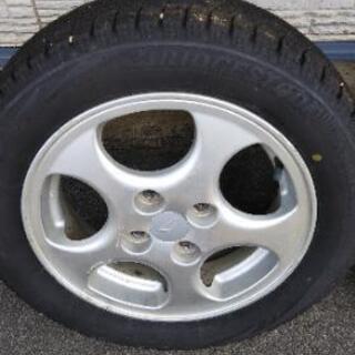 タイヤ 4本 スタッドレス ブリジストン ブリザック