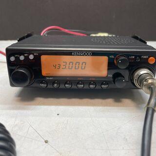 ☆KENWOOD ケンウッド 無線機 TM-441 動作確認済み