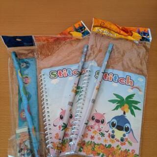 新品 鉛筆、メモ帳など