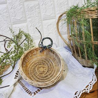 ワークショップ開催 ラタン編み ズパゲッティ編み