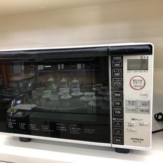 HITACHI オーブンレンジ MRO-TT5 2017年製