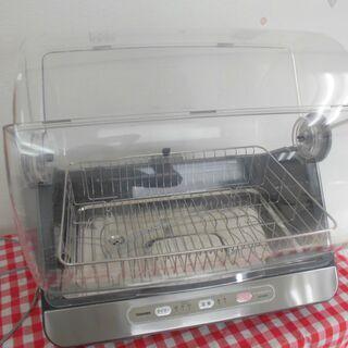 ★【保証有】東芝 TOSHIBA ステンレス食器乾燥機 大…