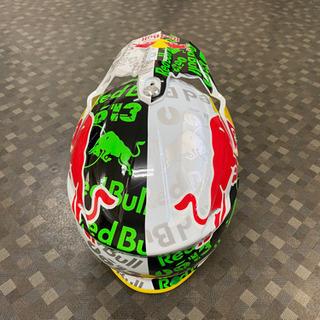 【新品・未使用】オフロードヘルメット