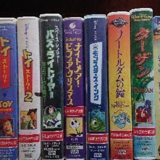 ディズニー ビデオテープ