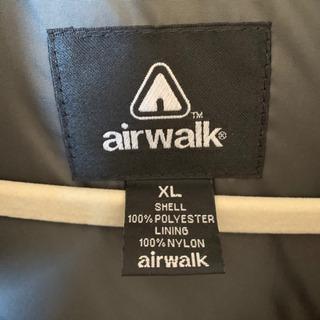 airwalk メンズダウンコート