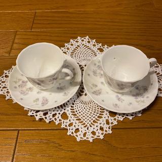 ウェッジウッド デミタスコーヒー碗皿 1客+α
