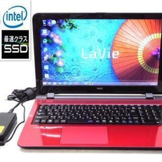 訳あり格安!最速SSD・最新オフィス・DVD!NEC PC…
