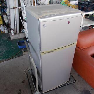 中古 サンヨー SANYO ノンフロン直冷式冷凍冷蔵庫 S…