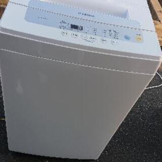洗濯機 5kg アイリスオーヤマ IAW-T502E