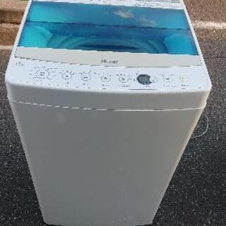 洗濯機 4.5kg Haier JW-C45A