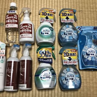 消臭・除菌剤セット