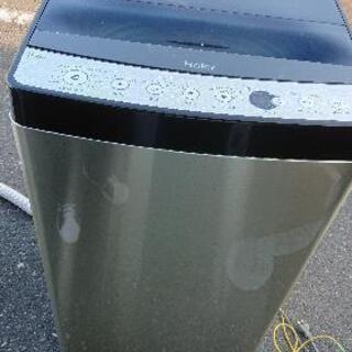 洗濯機 5.5kg Haier JW-XP2C55E