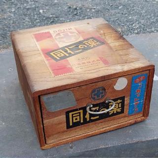 置き薬薬箱