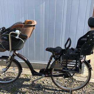 【限定価格】子供2人乗せ 3人乗り3変速付き自転車 OGK