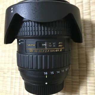 AT-X 116 PRO DX II (Tokina) ニコンマウント