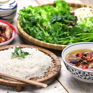 ベトナム料理 ブンチャー!ベトナム人から学ぶ本格ベトナム料理体験...