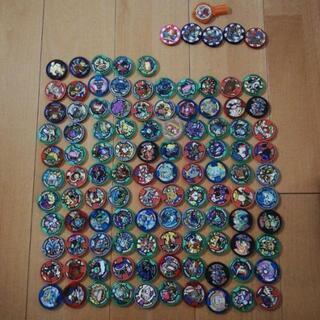 【ネット決済】値下げしました‼️妖怪ウォッチメダル110枚とメデ...