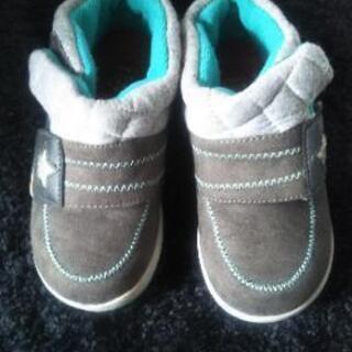 靴 新品未使用品 17cm 18cm